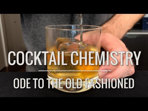 Basic Cocktails - Ode To The Old Fashioned