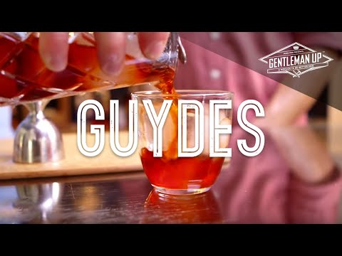 3 Cocktails Every Man Should Master- GUYDES