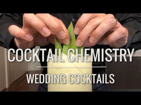 My wedding cocktails