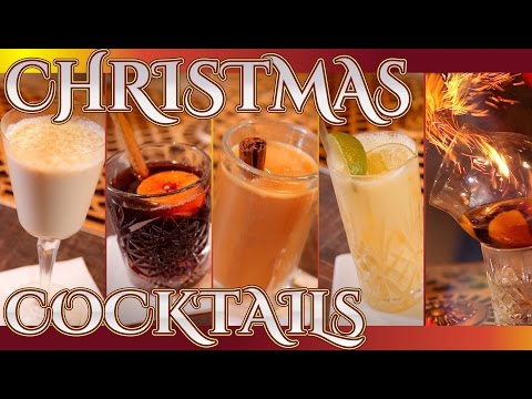 Christmas Cocktails