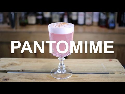 Pantomime Cocktail Recipe
