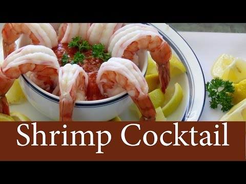 Shrimp Cocktail Recipe -- The Frugal Chef