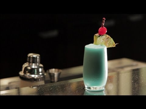 How to Make a Blue Hawaiian | Blue Hawaiian Cocktail Recipe | Allrecipes.com