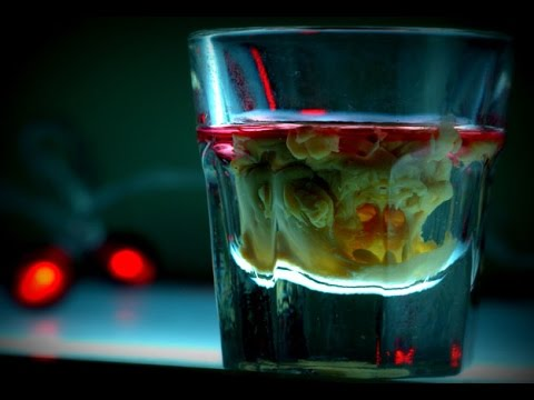 How to Make A Brain Hemorrhage Shot - Cocktail Recipe