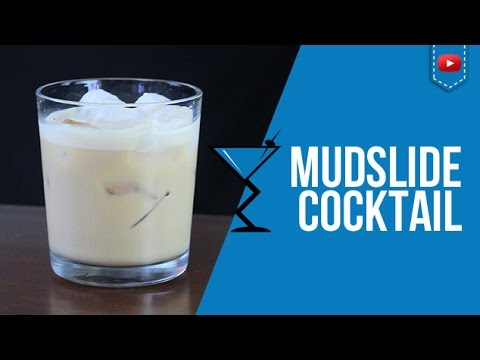 Mudslide Cocktail - How to make a Mudslide Cocktail Recipe for Christmas (Popular)