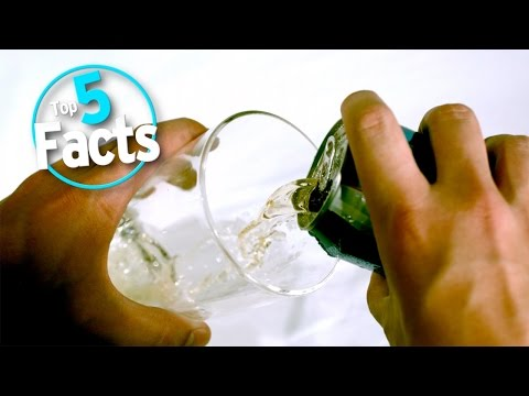 Top 5 Beer Facts
