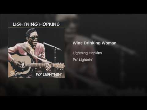 Wine Drinking Woman