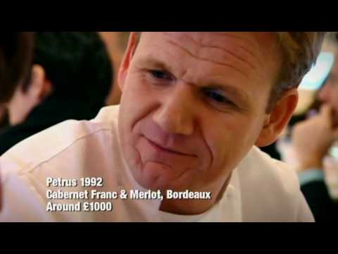 Food and Wine Matching  - Gordon Ramsay