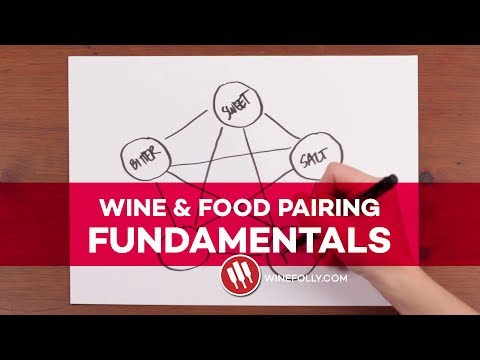 Wine and Food Pairing Made SUPER EASY