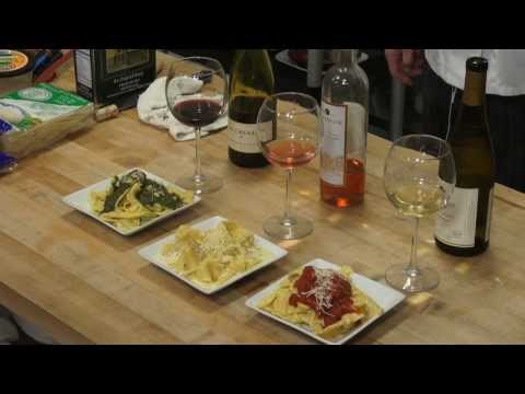 Wine Pairing With Pasta Sauce