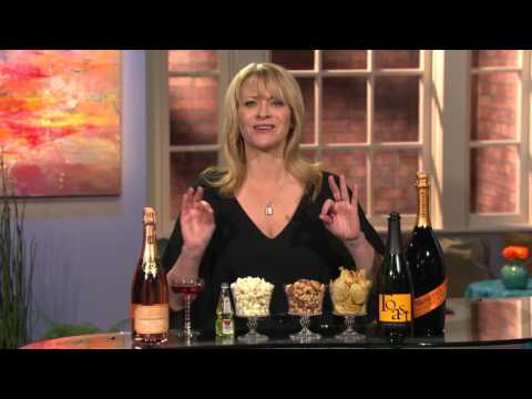 Wine Tip: Food and wine pairing tips -- Sparkling and Snacks