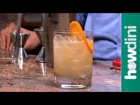 How to make a whiskey sour - Whiskey sour recipe