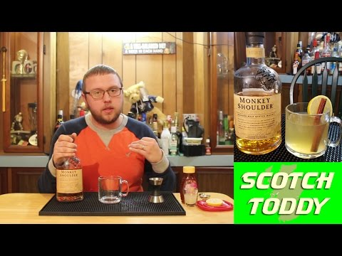 Scotch Hot Toddy Recipe - Scotch Whiskey Recipes