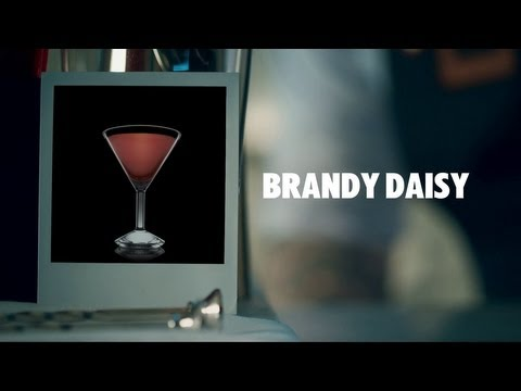BRANDY DAISY DRINK RECIPE - HOW TO MIX