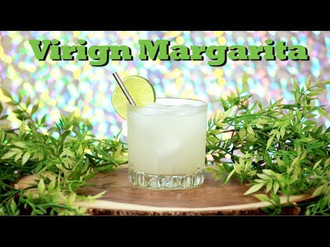 How To Make The Best Virgin Margarita | Drinks Made Easy
