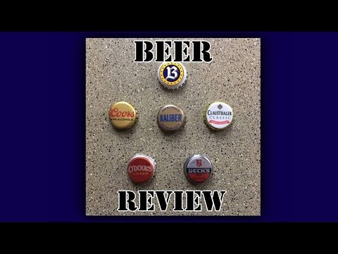 A Non-Alcoholic Beer Review That Doesn't SUCK | TheBear