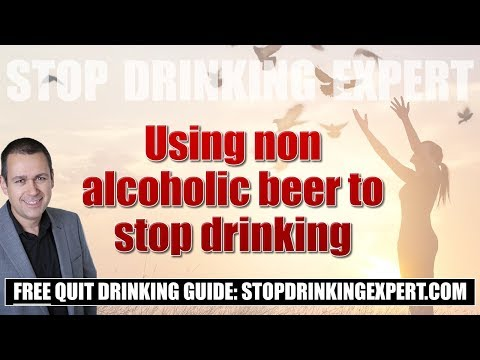 The truth about using non alcoholic beer to stop drinking
