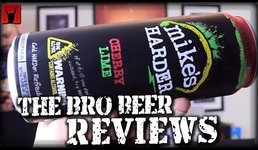 Mikes Harder Cherry Lime 8% abv - The Bro Beer Reviews