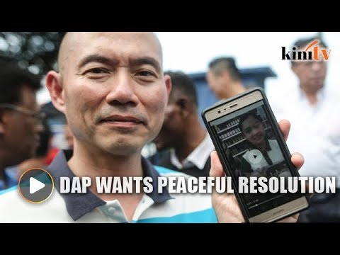 DAP leaders lodge report after beer promoter bullied in viral video