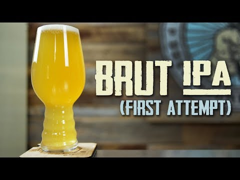 Brut IPA Recipe - Homebrew Beer