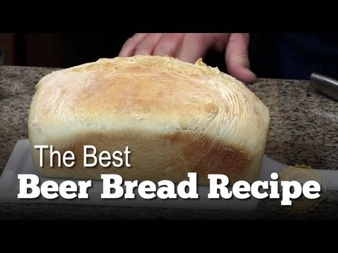 Beer Bread Recipe - The Best Beer Bread Ever