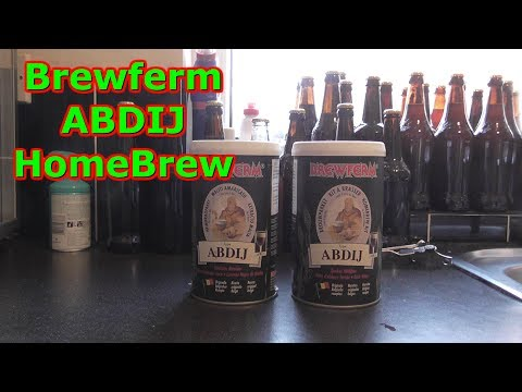 Brewferm ABDIJ Brewing Day #57 HomeBrew Beer Kit UK
