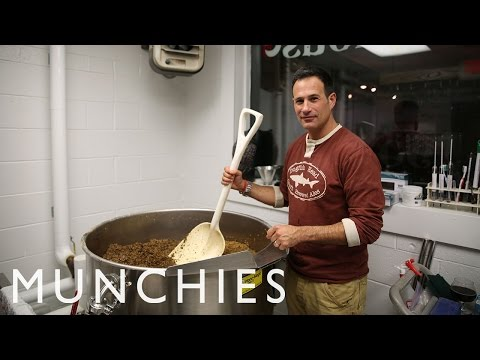 Making Beer From Scrapple: Craftwerk Dogfish Head