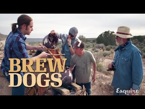 Making Beer the Ancient Way | Brew Dogs | Esquire Network