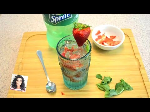 VIRGIN STRAWBERRY MOJITO & HORCHATA RECIPES - Kid Friendly Drinks