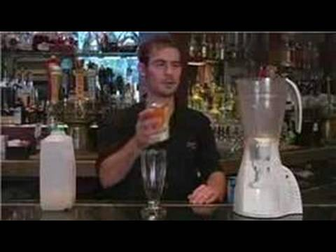 Video Bartending Guide : Virgin Pina Colada Recipe - Non-Alcoholic Drinks