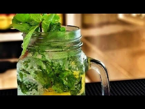 Summer Refreshing Drink|Virgin Mojito|malayalam