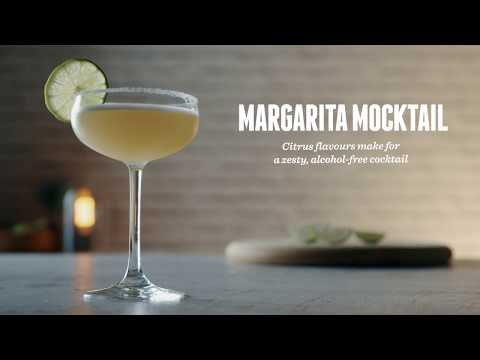 How to make a Margarita Mocktail | Non-Alcoholic Cocktail Recipes