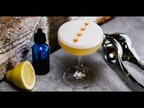 Whiskey Sour Cocktail Recipe - Liquor.com
