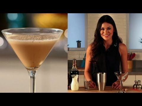 Brandy Alexander Recipe | After Dinner Drink Idea | Happiest Hour