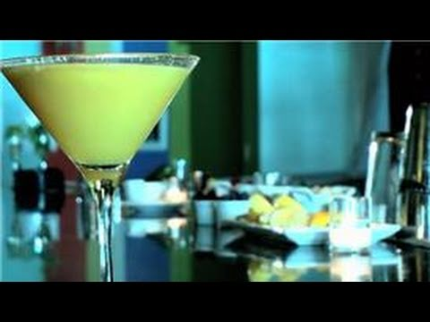 Martini Recipes : Orange Vodka Martini Recipe