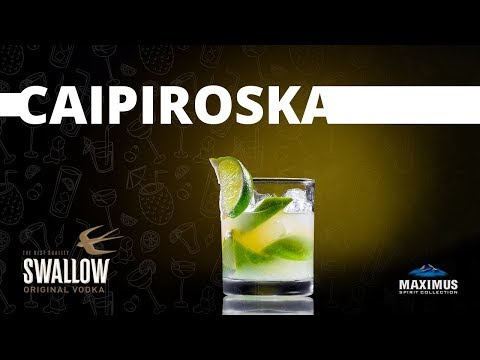 Caipiroska Cocktail Recipe. How to Make a Caipiroska Cocktail. Vodka Caipiroska Mix Ingredients