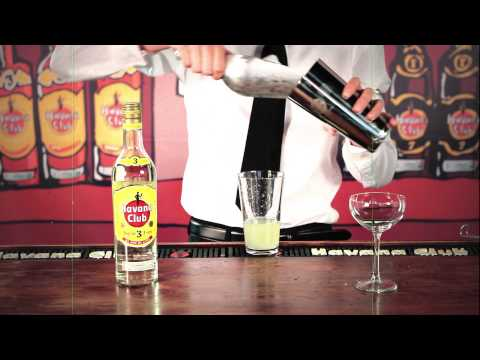 Hemingway Special - Cocktail recipe with HAVANA CLUB 3 rum