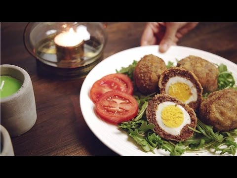 Easy Nargisi Kofta / Scotch Egg Recipe
