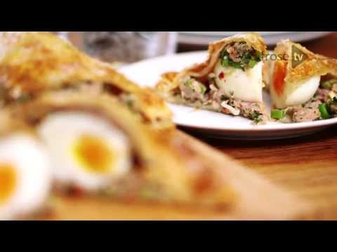 Scotch Egg Pie Recipe | Spring Recipes From Waitrose