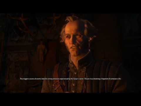 [The Witcher 3: Blood and Wine] Drinking with Regis | Le Cage Au Fou | Part 1