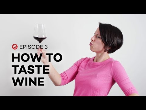 Wine Folly: How To Taste Wine (Ep. 3)