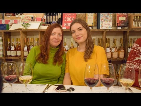 Hungarian Wine Tasting in Budapest with SPECIAL GUEST!