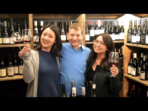 WINE TASTING at The New Zealand Cellar | NZ Wines Series | DUMPLING SISTERS