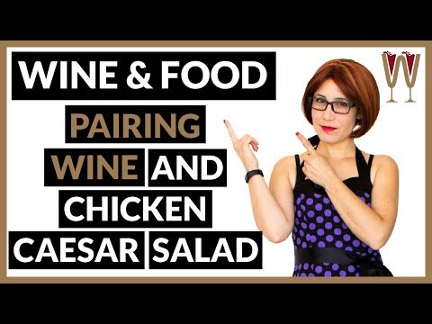 What Goes With Caesar Salad? Pairing Wine And Salad!