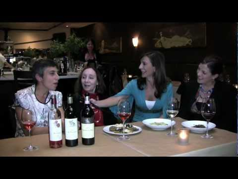 Secret to Italian Food and Wine Pairing with Celebrity Chef WINE TV