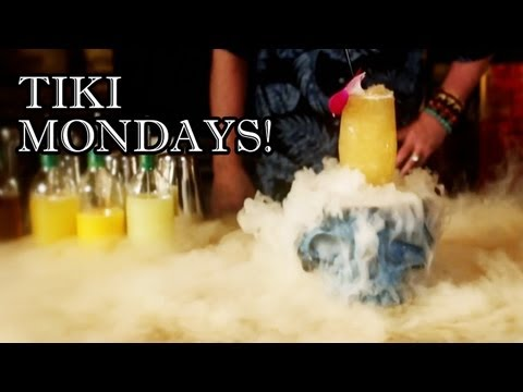 Titillating Tiki Cocktail - Behind the Drink