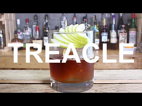 Treacle Cocktail Recipe