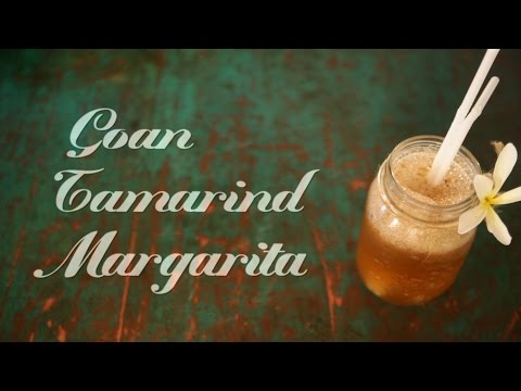 How To Make Goan Tamarid Margarita || Cocktail Recipe || Tequila Recipe