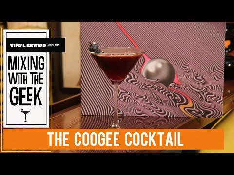 Tame Impala inspired cocktil - The Coogee Cocktail | Mixing With The Geek